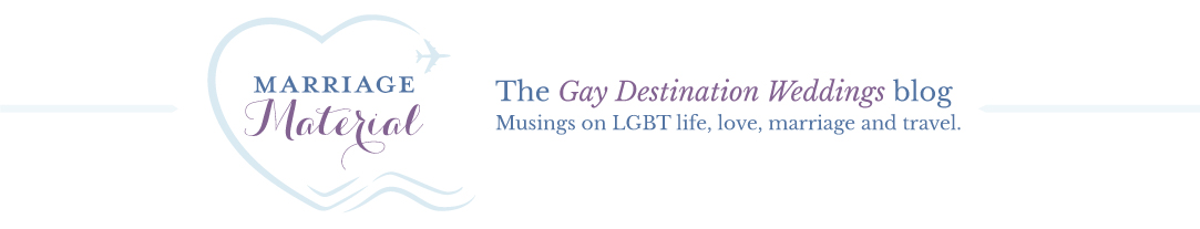 Gay Destination Weddings Blog
